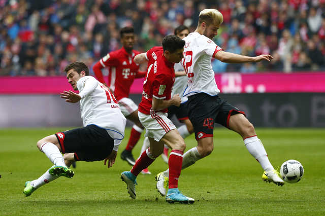 Bundesliga: Bayern title charge slowed by another draw