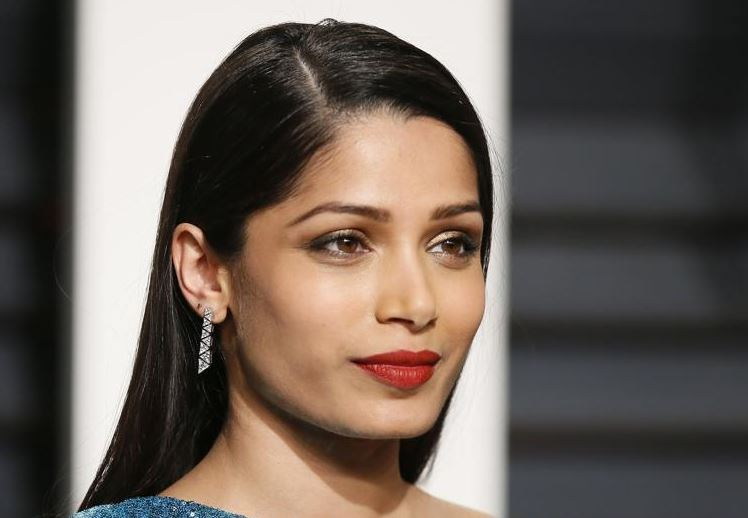 Frieda Pinto: I'm not afraid to speak my mind