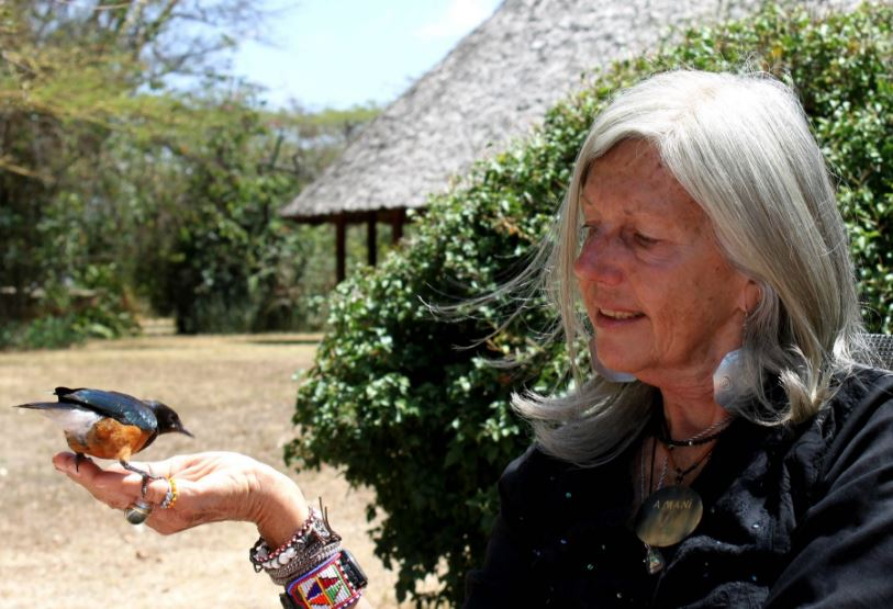Gunmen shoot, injure conservationist Kuki Gallmann in Kenya