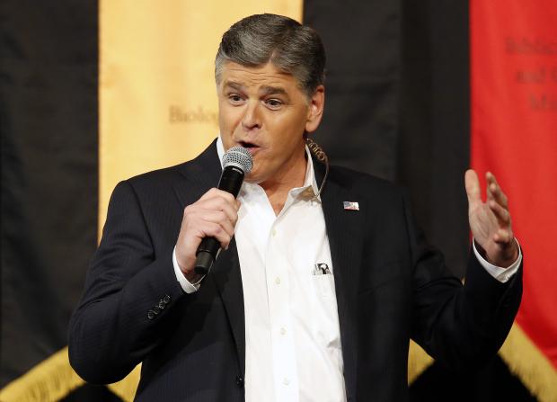 Ex-Fox News guest: Sean Hannity made 'uncomfortable' advances