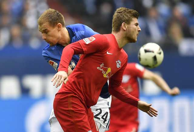 Bundesliga: Leipzig held 1-1 at Schalke, fails to move closer to Bayern