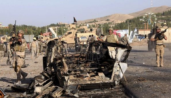 Bomb attack hits US base in eastern Afghanistan