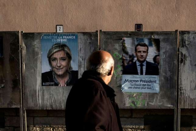 French presidential candidates to stage TV debate on May 3