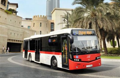 Dubai bus compliance with timetables hits 74pc