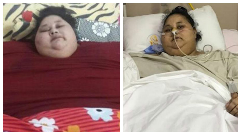 Sister of 'world's heaviest woman' accuses Indian doctors of lies, negligence