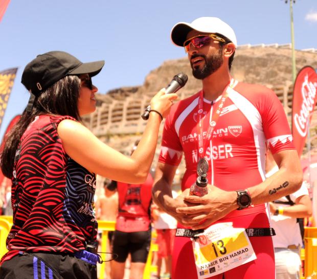 Spanish media hail Shaikh Nasser's achievement