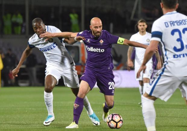 Inter bosses ask players to 'respect jersey'
