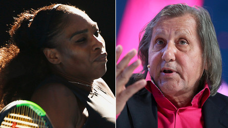 Comaneci and Serena blast 'racist' comments by tennis legend Nastase