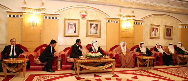 Growing relations with Thailand reviewed as Premier visits Bahrain