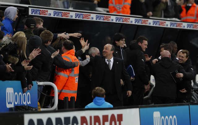 Newcastle seals immediate return to English Premier League