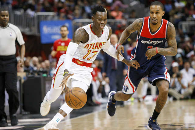 Hawks beat Wizards, Raptors defeat Bucks