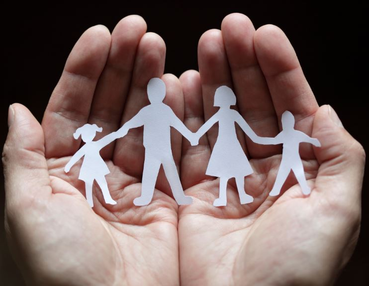 Balanced family law vow