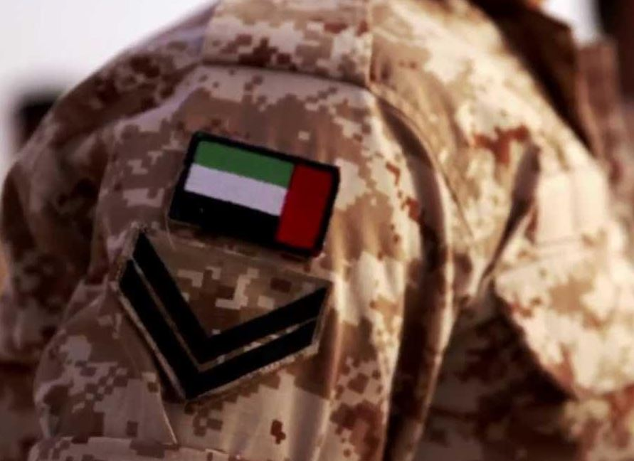 Emirati soldier killed while on duty