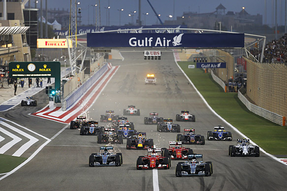36 jailed for plot to bomb 2015 Formula One race