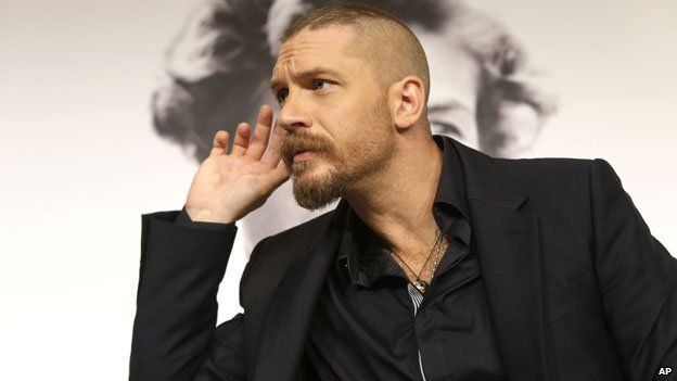 Tom Hardy switches on 'superhero mode' to catch motorbike thief in London
