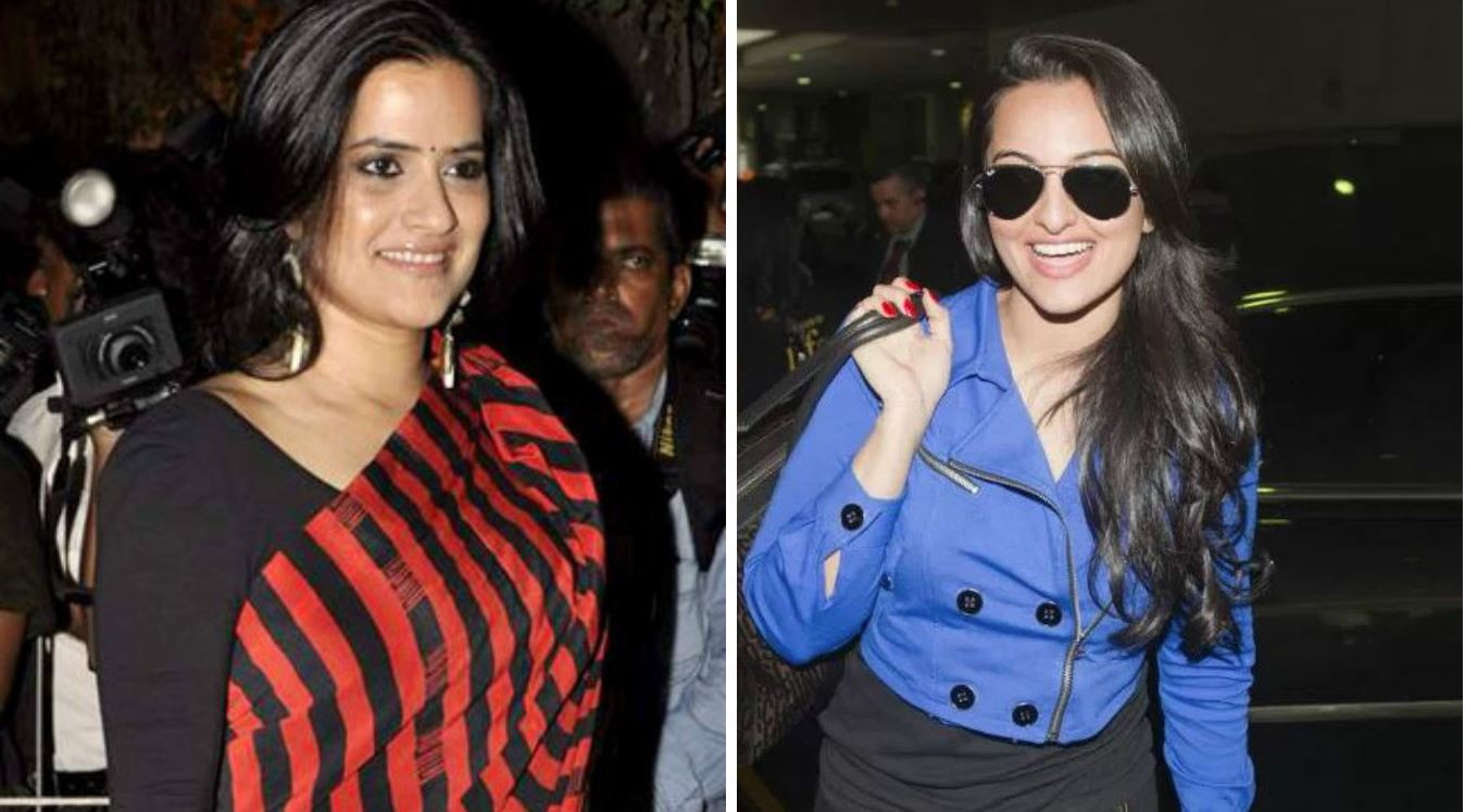 Sonakshi Sinha blocks singer Sona Mohapatra on Twitter