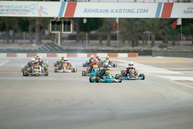 Alsaei crowned Max champion