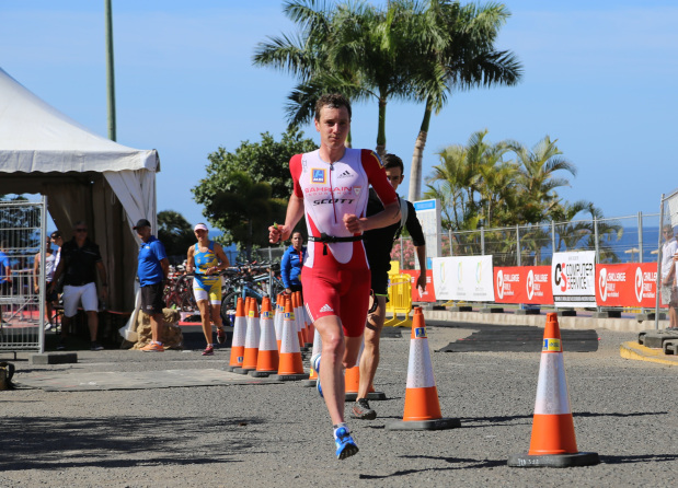 Brownlee races to victory in Challenge Canaria