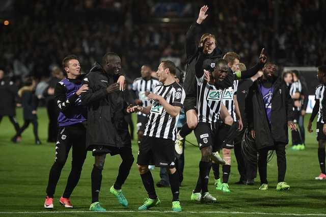 French Cup: Angers reach 'dream' first final in 60 years
