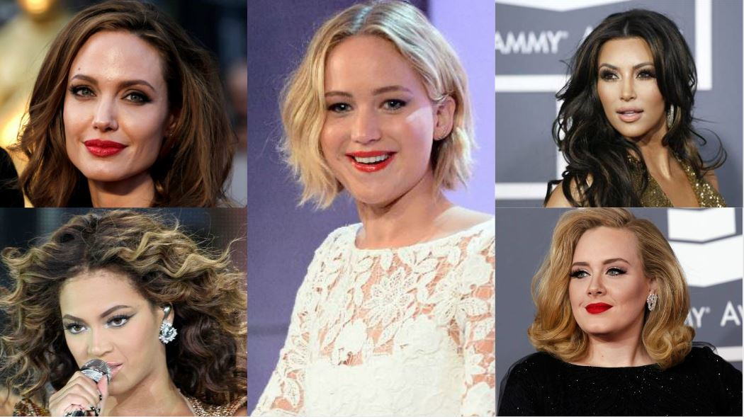 Photos: This is what your favourite celebs look like without make-up!