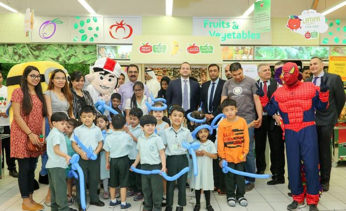 Initiative for healthier kids launched in partnership with Lulu Hypermarket