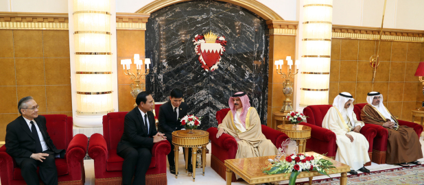 In Pictures: Key pacts between Bahrain and Thailand signed