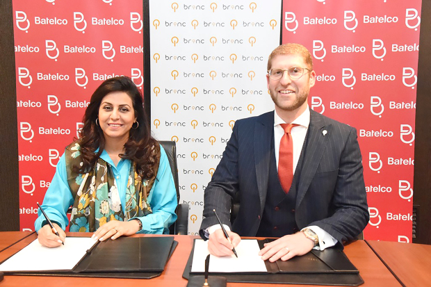 Batelco ties up with Brinc to launch IoT hub in Bahrain