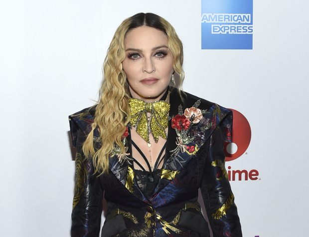 Madonna expresses her displeasure about planned biopic