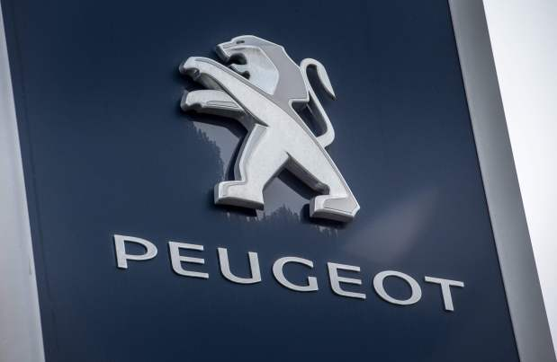 Peugeot says car parts division drove sales in first quarter