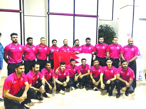 Bahrain cricketers score over Qataris