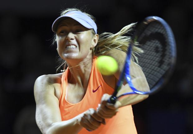 Tennis: 'I'm way above' Bouchard 'cheat' blast, says Sharapova