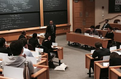 Alabbar shares Emaar success story in Harvard