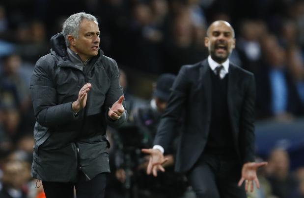 Football: Mourinho sets sights on Liverpool and Arsenal