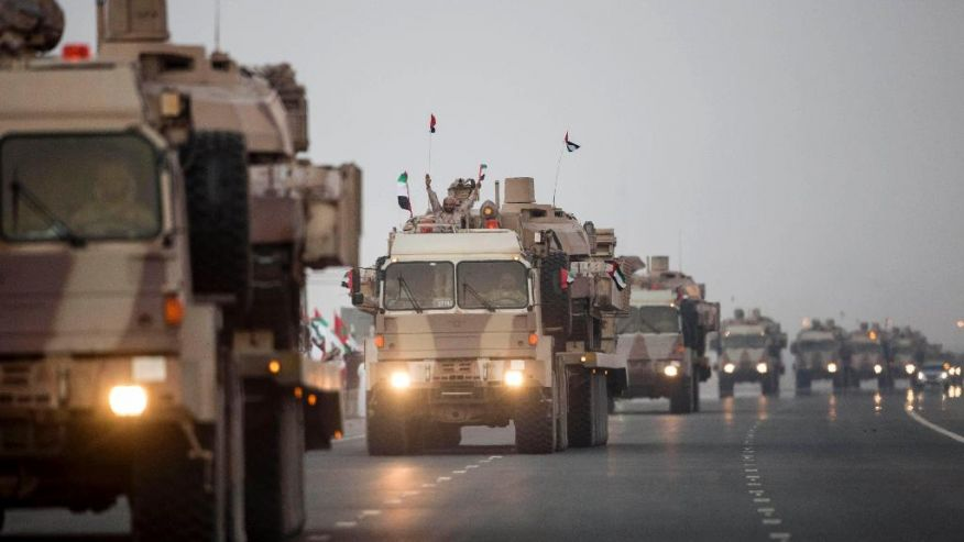 UAE's battle-hardened military expands into Africa, Mideast