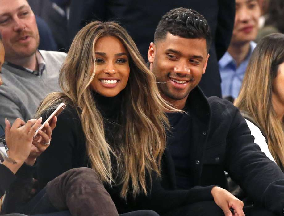 Singer Ciara, Russell Wilson welcome baby girl