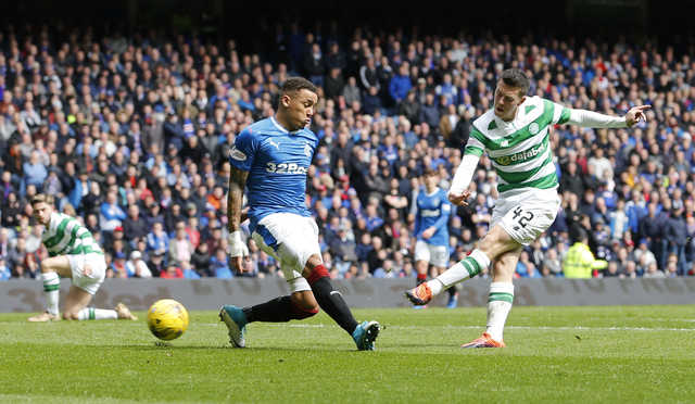 Celtic's biggest win at Glasgow rival Rangers in 120 years