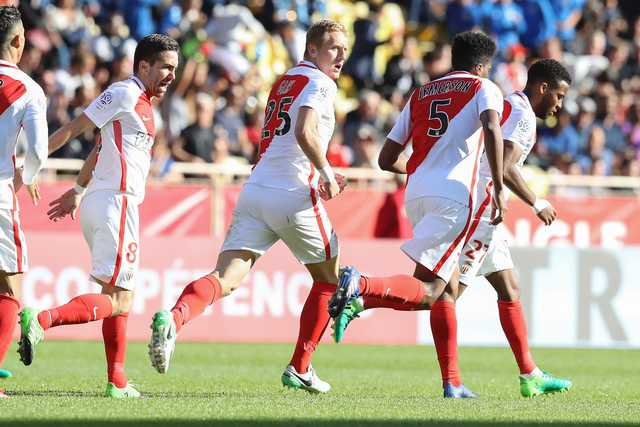 Monaco gets ready for Juventus with 3-1 win over Toulouse