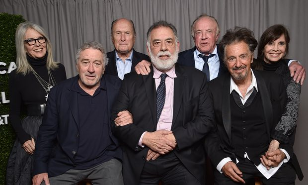 'Godfather' cast members reunite at New York film fest