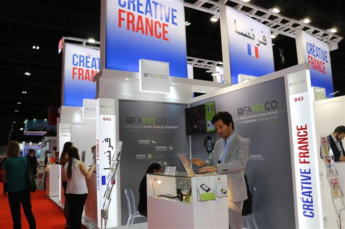 French Pavilion introducing latest offers at Seamless Middle East 2017
