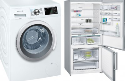 Better Life offers new Siemens fridge, washing machine