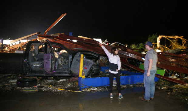World News: US Midwest and South brace for flooding and tornadoes