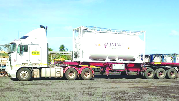 Push to export recycled oil to Asian market