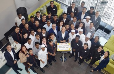 Centro celebrates its first anniversary