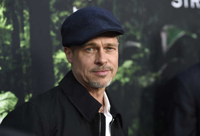 Brad Pitt calls himself an 'emotional retard' who 'hit the lottery' but threw it away