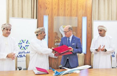 Asaas to build key facility at Muscat airport