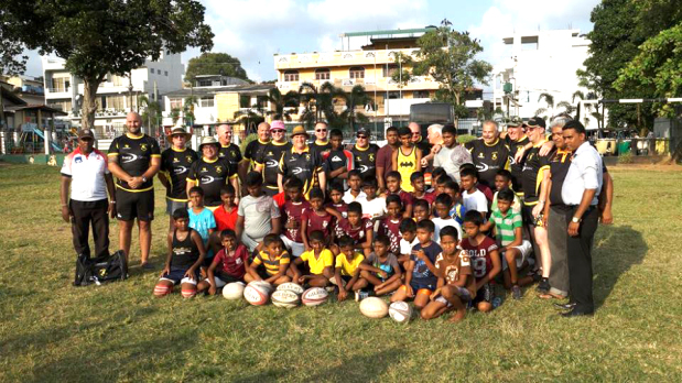 Golden Oldies return after Colombo tour