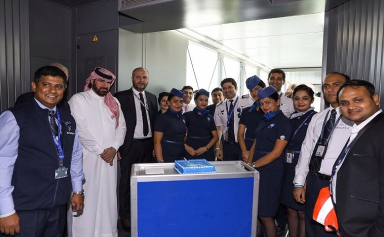 Low-cost Indian carrier IndiGo launched at Hamad International Airport