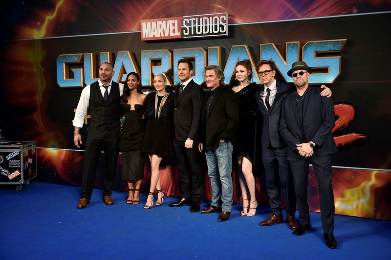 'Guardians' goes galactic with $147 million domestic debut