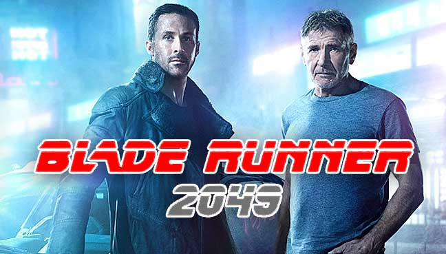 Warner Bros. showcases stunning trailer for 'Blade Runner 2049'