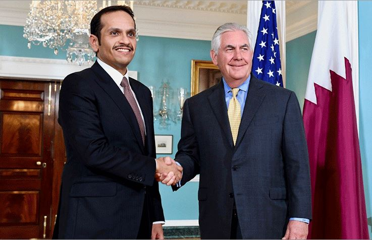 US hails Qatar's support of coalition to defeat ISIS